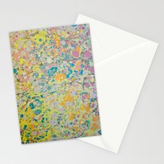 Marble Print #15 Stationery Cards
