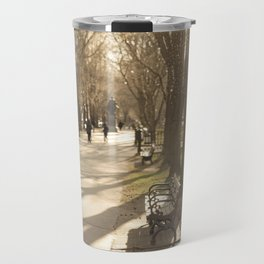Early Spring, Late Afternoon Travel Mug