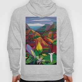 Mill Valley to Zen Gulch Hoody