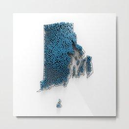 RI-PD-3D Metal Print