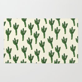 Cactus. Rug