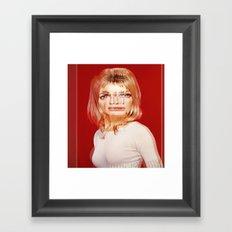 Another Portrait Disaster · S1 Framed Art Print