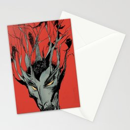 I am NOT Groot  Stationery Cards