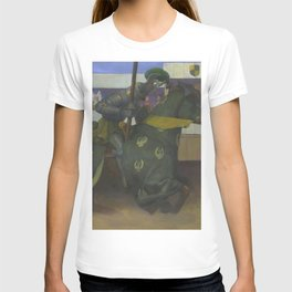 A Medieval Knights Jousting Tournament T-shirt