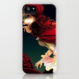 """Monster"" Artwork iPhone Case"