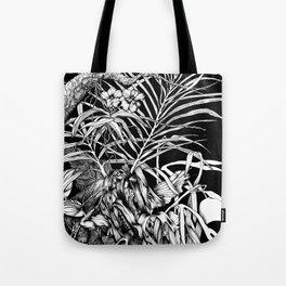 TROPIC GARDEN Tote Bag