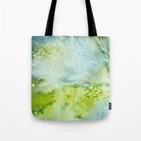 acid Tote Bags featuring Acid by Cro_Ki