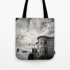 18th st San Francisco Tote Bag