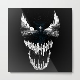 Venom city Metal Print