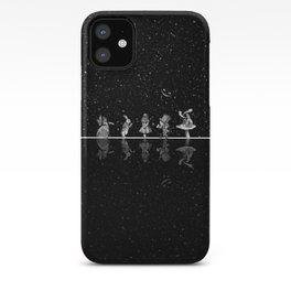 Wonderland Starry Night - Alice In Wonderland iPhone Case