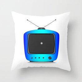 Little White Dot Throw Pillow