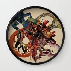 planetary obsolescence Wall Clock