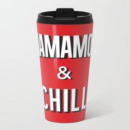 MAMAMOO & CHILL Metal Travel Mug