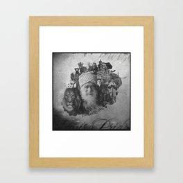 Jewish Pride Framed Art Print