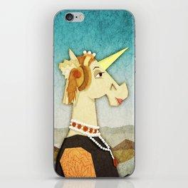 Battista Unicornio iPhone Skin