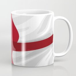 Flag Of England St George Cross Coffee Mug