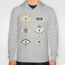 Evil Eye Collection Hoody