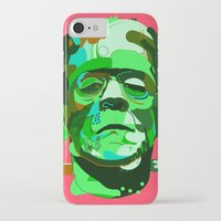 frank iPhone & iPod Cases featuring Frank. by Huxley Chin
