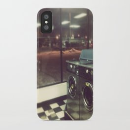 Laundry Time iPhone Case