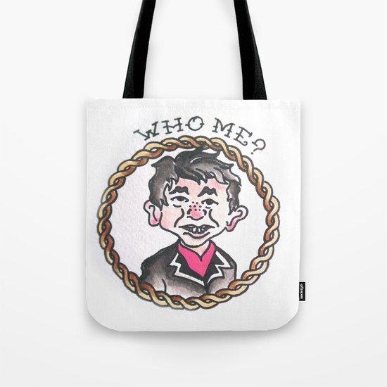Who Me ? Tote Bag