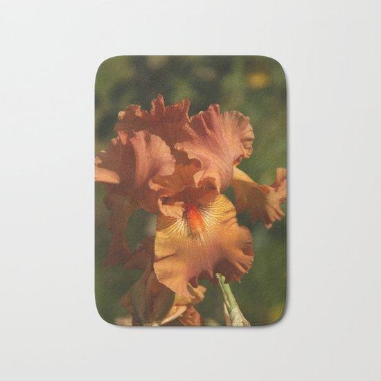 Iris - Golden Bath Mat