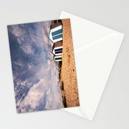 Southwold Beach Huts Stationery Cards
