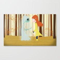 New Friends Canvas Print