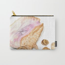 Seashells 01 Carry-All Pouch