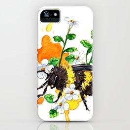 Bumble Cordata iPhone Case