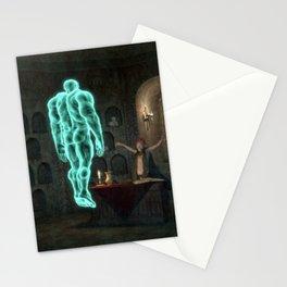invocacion espiritu Stationery Cards