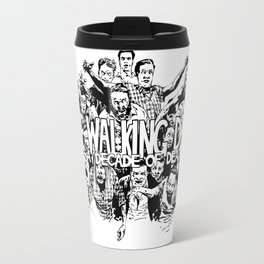 Walking Dead Travel Mug