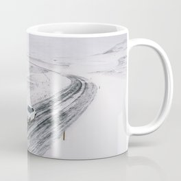 Safari in Snow 1 Coffee Mug