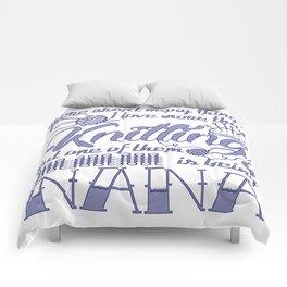 Knitting Nana Comforters
