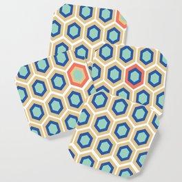 Digital Honeycomb Coaster