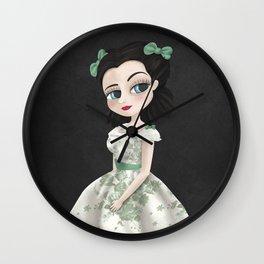 Scarlett O'hara Wall Clock