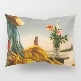 American Masterpiece 'Tobacco Leaves' by Thomas Hart Benton Pillow Sham