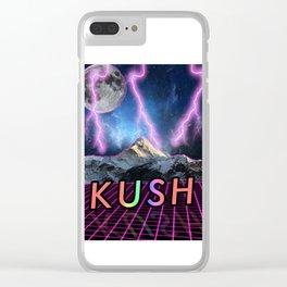 kush Clear iPhone Case