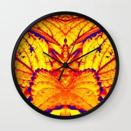 RGB - The Garden Series Wall Clock