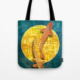 Koi Sol Tote Bag