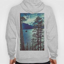 Crater Lake Vintage Summer Hoody