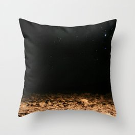 THE SPACE Throw Pillow