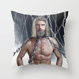 Zeke Yeager from Shingeki no Kyojin/Attack on titan Throw Pillow