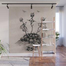 Skulls & Crosses - Pirate Conquest Wall Mural