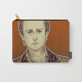 (Top/UnderDog - Edward Norton) - yks by ofs珊 Carry-All Pouch