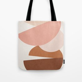 Abstract Stack II Tote Bag