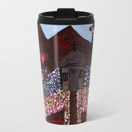The Fiat House Travel Mug