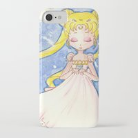 serenity iPhone & iPod Cases featuring Serenity by Lilolilosa