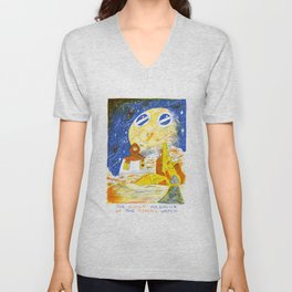 The Guild Archive of the Astral Watch Unisex V-Neck