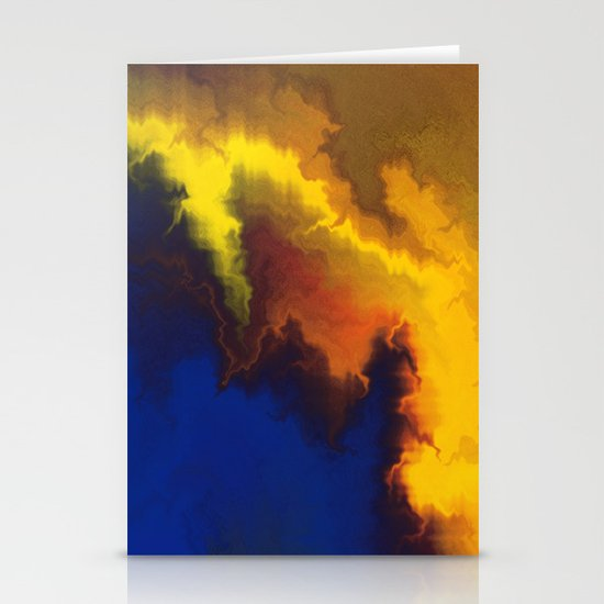 Mystical Movement Stationery Cards