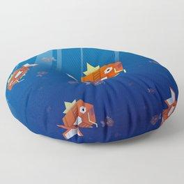 Magikarp Floor Pillow
